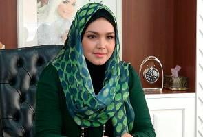 Peminat Siti Nurhaliza kesal penyokong Jamal Yunos kaitkan isu air dengan anak