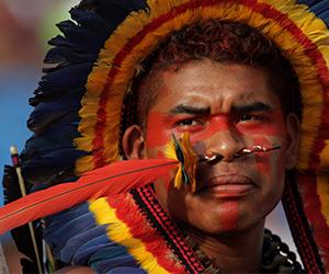 Sukan Orang-Orang Asli Dunia Brazil