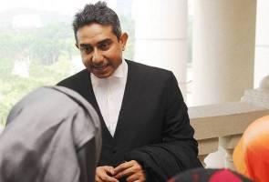 Anina tiada hak perundangan saman Najib berhubung derma RM2.6 bilion - Peguam