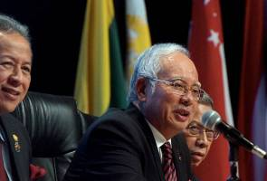 "Malaysia tekad perangi IS menerusi pusat ""counter narrative"" - Najib"