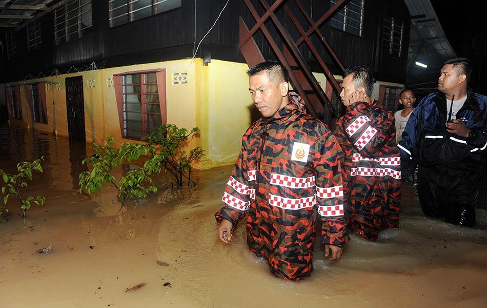 banjir, pulau pinang, kelantan, kuantan,