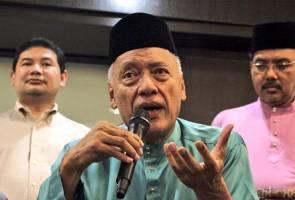 'Biarlah PAS bertanding di Sungai Besar, Kuala Kangsar' - Mat Taib