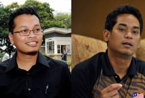'Nik Nazmi cemburu pembangkang tiada 'bintang TV' macam KJ'