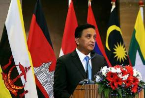 Malaysia tidak pinggir isu Syria, Palestin dan Rohingya - Reezal Merican