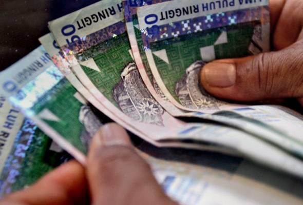 Ringgit ditutup rendah berbanding dolar US