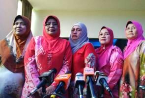 'Bukan Jawatankuasa Disiplin UMNO yang pecat saya' - Hamidah