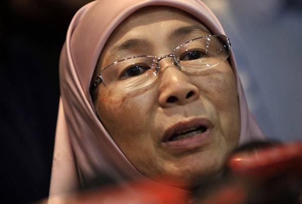 Wan Azizah enggan komen perbalahan Azmin-Guan Eng