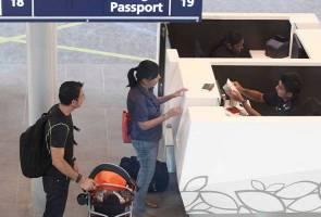 Penumpang Malaysia Airports susut kepada 6.8 juta