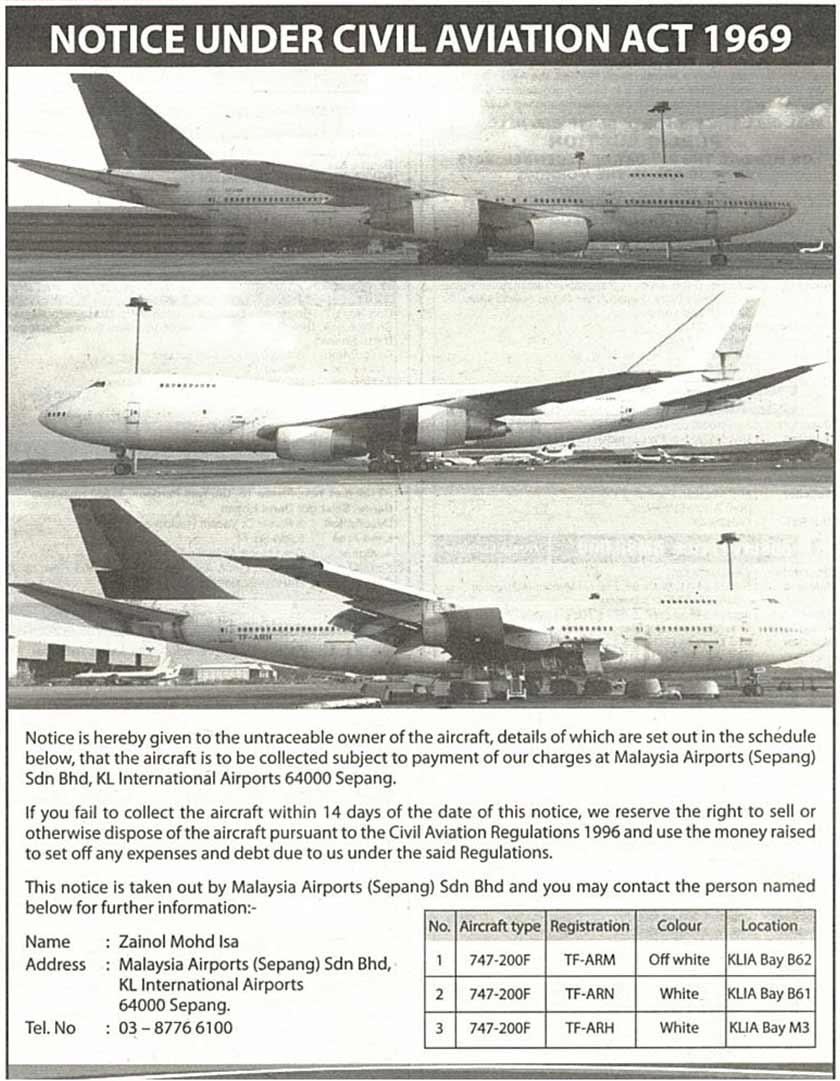 Foto: Malaysia Airports (Sepang) Sdn Bhd