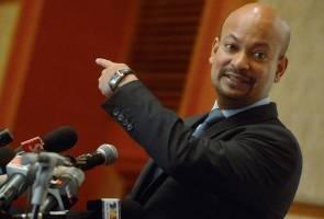 1MDB: 'Saya tidak boleh terlibat dalam debat' - Arul Kanda