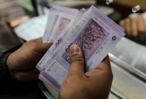 Ringgit ditutup pada paras tertinggi dalam tempoh 10 bulan berbanding dolar AS