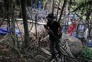 Kubur besar: Polis belum tahan sesiapa