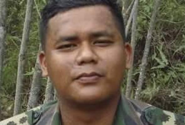 Markas Tentera Darat bawa waris Kapten Hasman ke AS untuk pengecaman