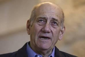 Bekas PM Israel dihukum penjara atas kesalahan rasuah