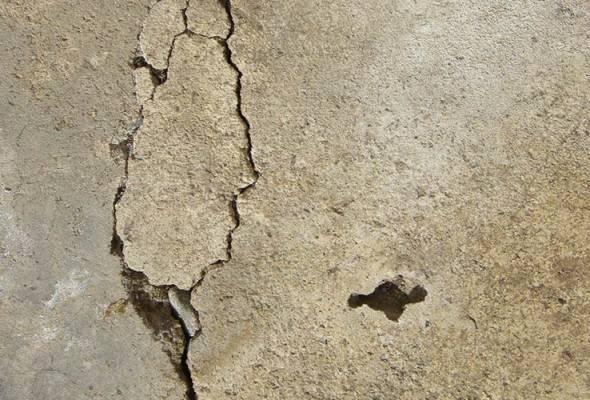 Gempa kecil 3.1 landa Ranau