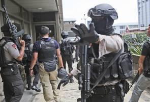 Polis Indonesia temui bahan bacaan propaganda Daish untuk kanak-kanak
