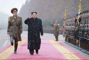 North Korea says don't mess with us as U.S. plans next move