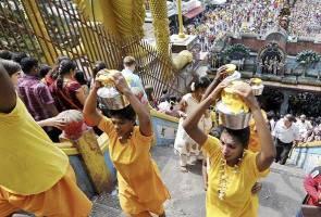 Kuil Hindu tidak boleh dibuka ketika fenomena gerhana - MHS