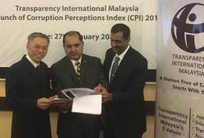 CPI: Isu 1MDB, dana RM2.6 bil faktor prestasi merosot -  Akhbar Satar
