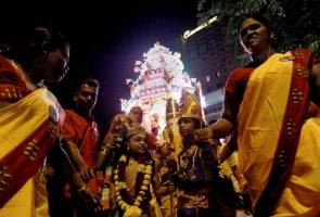 Kedah declares Jan 24 a 'state holiday' in conjunction with Thaipusam