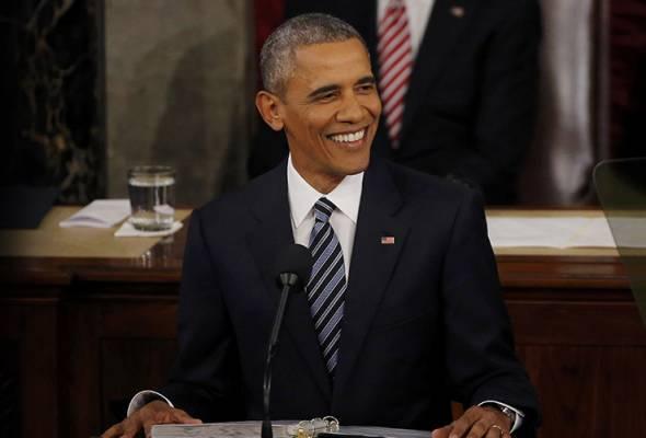 Obama terima pencen paling tinggi