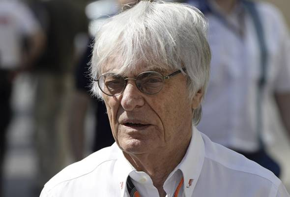 'Pemandu wanita tidak akan dipandang serius' - CEO Formula One