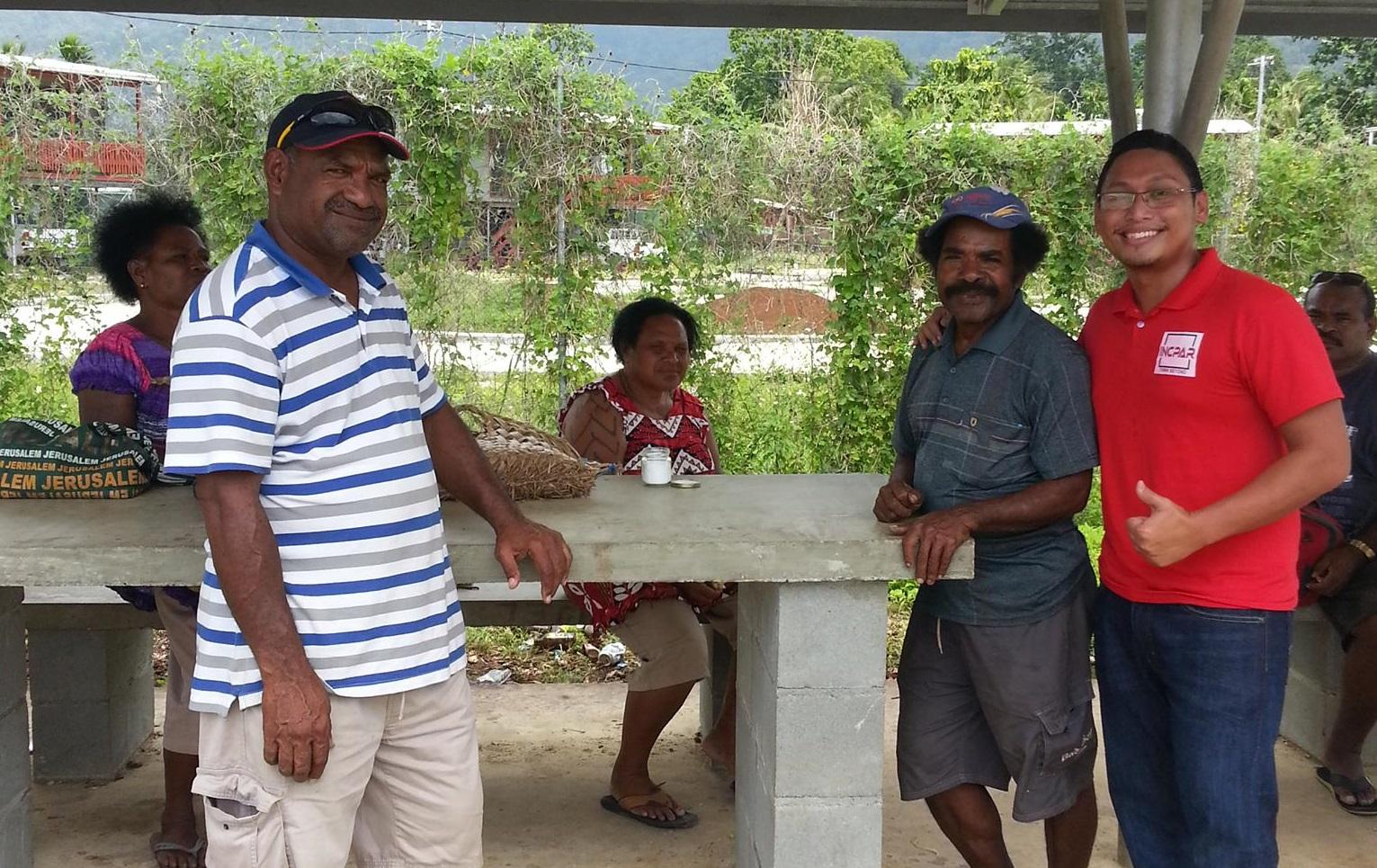 Warga PNG
