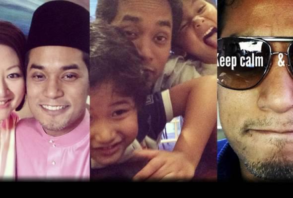 #KJ40tahun: 40 selfie terbaik Khairy Jamaluddin