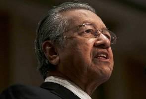 Tun M bertemu MP pembangkang bincang isu kebebasan bersuara