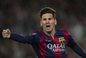 Barcelona sahkan Messi jalani ujian masalah buah pinggang
