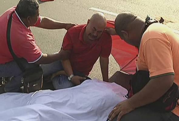 Kemalangan di Lebuhraya Utara Selatan, penunggang motosikal berkuasa tinggi maut