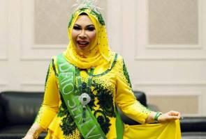 'Tayang' kemewahan, Datuk Seri Vida nafi mahu riak