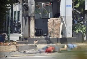 Sebelum Jakarta, ini senarai insiden serangan pengganas di Indonesia