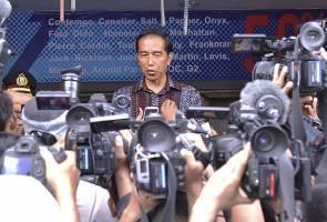 #HBDJokowi55 trending, bangsa Indonesia memuja Presiden Jokowi mereka
