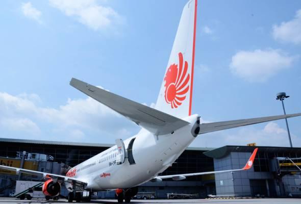Malindo Air patah balik: Kementerian tunggu laporan DCA
