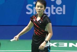 Badminton: Jin Wei jadi pertaruhan negara