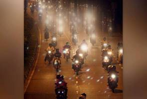 [UNDIAN] Anda setuju dengan cadangan litar tertutup untuk pelumba motosikal?