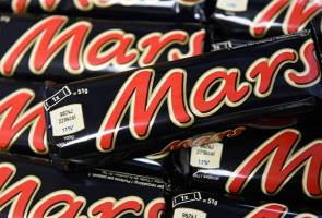 Mars recalls Dutch-made chocolates from 55 countries