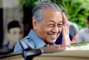 Tindakan Tun Mahathir keluar UMNO perkara biasa - MT UMNO