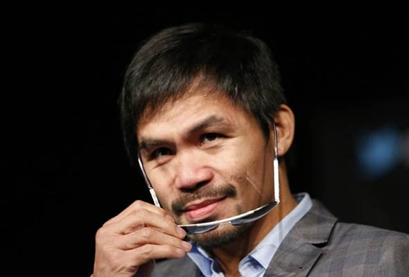 Tanpa Nike, Manny Pacquiao kini berunding bersama penaja baharu