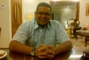 'Jangan tuduh Ahmad Bashah ada SRP sahaja' - Lokman Adam