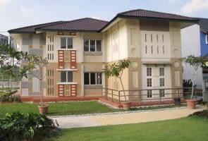 Bina rumah dengan kos lebih rendah dengan teknologi IBS