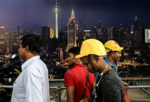 Foreign workers send home RM34.75 billion from Malaysia in 2015