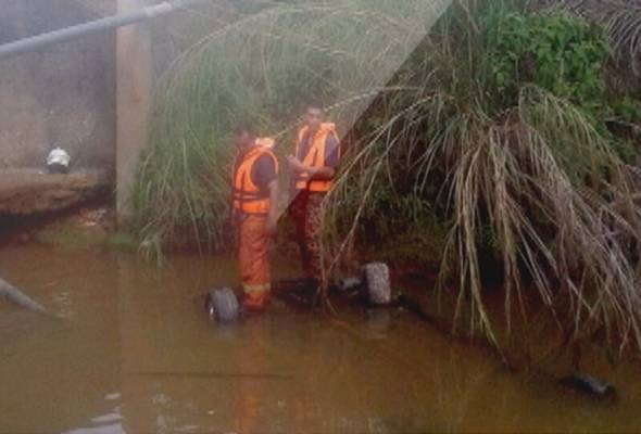 Empat remaja hilang ditemui meninggal dunia dalam sungai