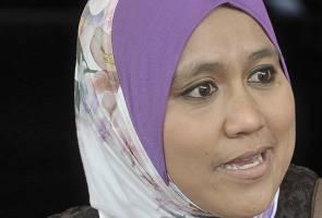 Ketua Puteri UMNO Terengganu ditukar - Mas Ermieyati