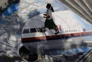 Lagi serpihan yang berkemungkinan milik MH370 ditemui