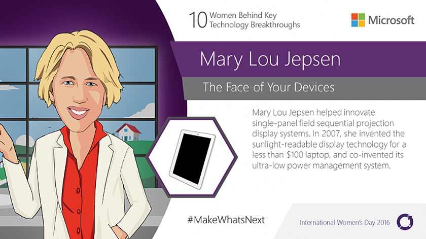 Mary Lou Jepsen