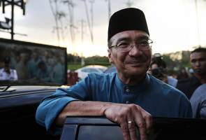 Opposition's weakness does not mean BN is strong