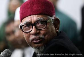 PAS's hudud Bill in Parliament order paper, again