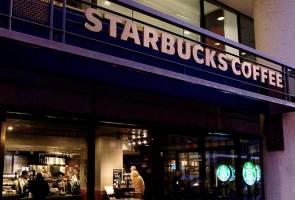 Starbucks AS derma makanan tidak habis dijual dalam usaha memerangi kelaparan